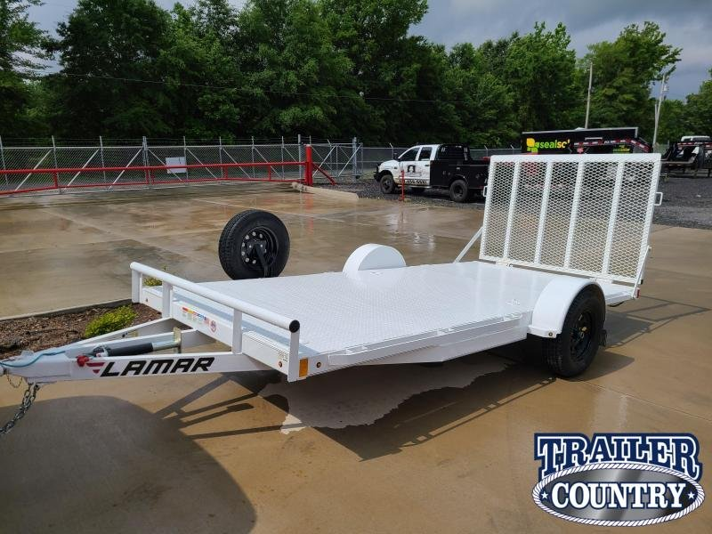 2018 Lamar Trailers 77X14 TA Car / Racing Trailer
