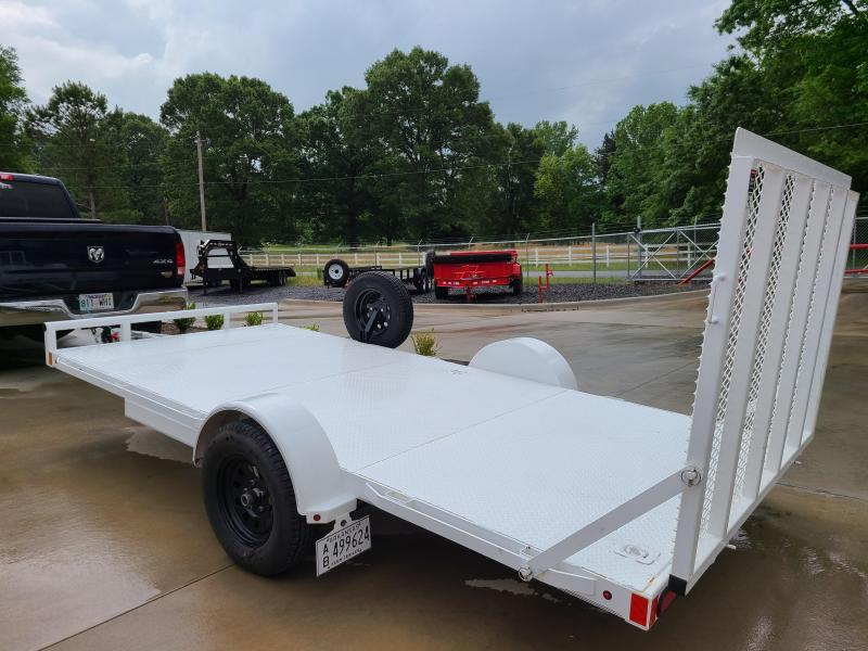 2018 Lamar Trailers 77X14 TA Car / Racing Trailer