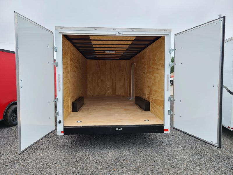 2021 Spartan Cargo 8.5X20 TA Enclosed Cargo Trailer