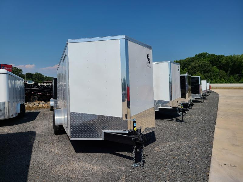2020 Spartan Cargo 7X16 Enclosed Cargo Trailer