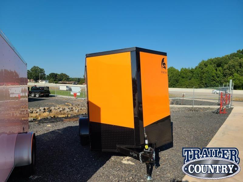 2021 Spartan Cargo 6X12 TA Enclosed Cargo Trailer