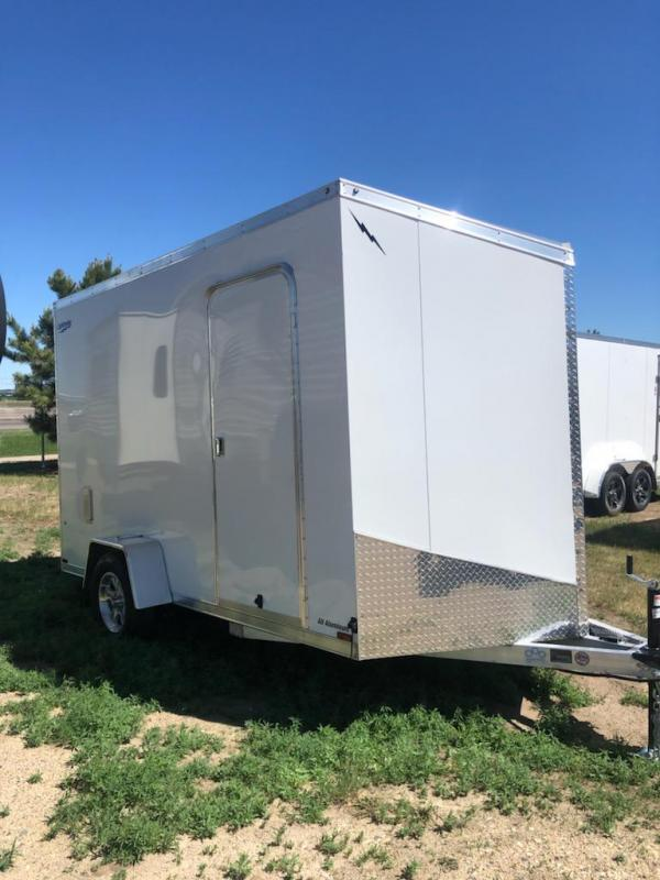 2022 Lightning Trailers LTF712SA Enclosed Cargo Trailer