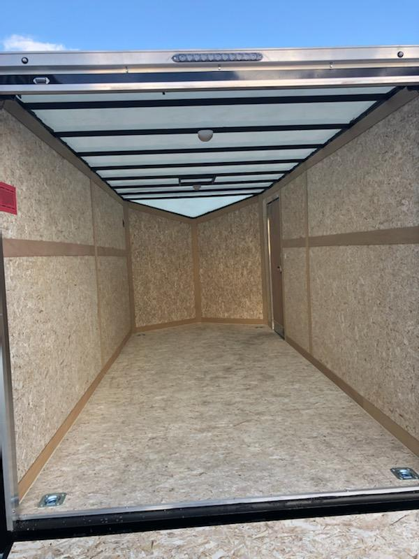 2021 Stealth Trailers Titan Enclosed Cargo Trailer