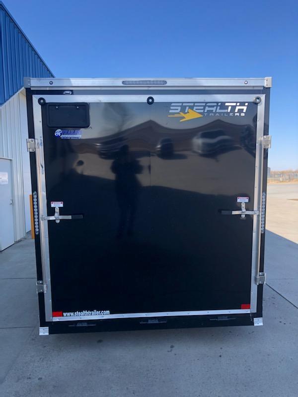 2022 Stealth Trailers STSE714TA (Flat Top Slant Wedge) Enclosed Cargo Trailer