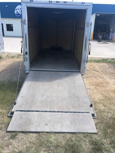 2016 Stealth Trailers STSE612SA (Flat Top Slant Wedge) Enclosed Cargo Trailer