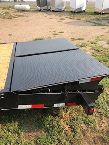 2022 DCT 20MWT-14 Equipment Trailer