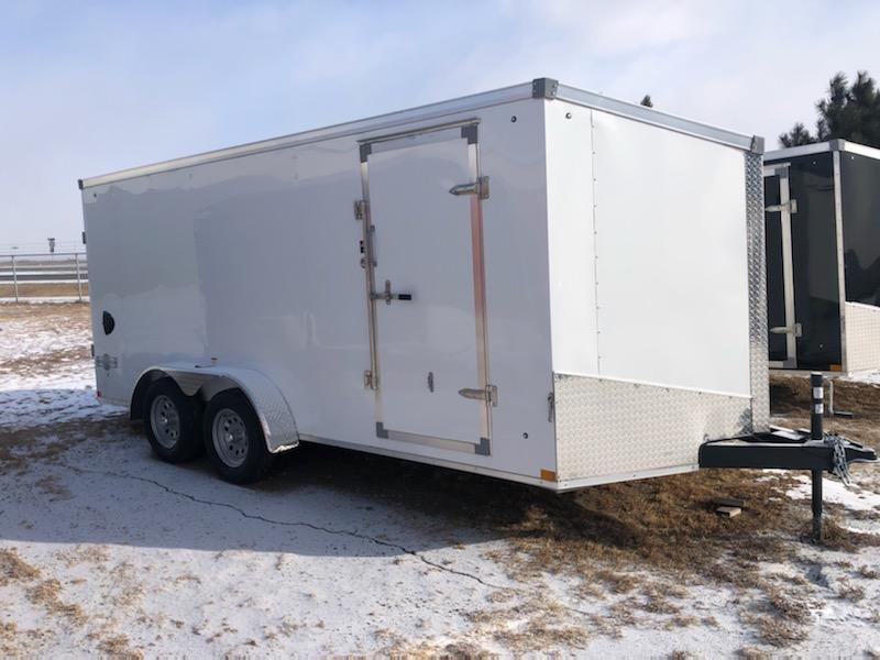 2021 Stealth Trailers STET716TA (Flat Top Wedge) Enclosed Cargo Trailer
