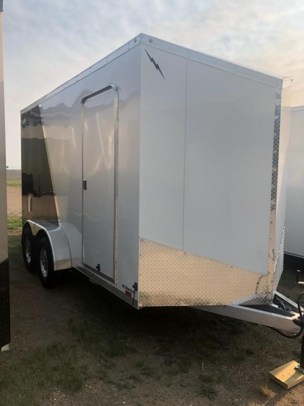 2022 Lightning Trailers LTFLR714TA2 Enclosed Cargo Trailer