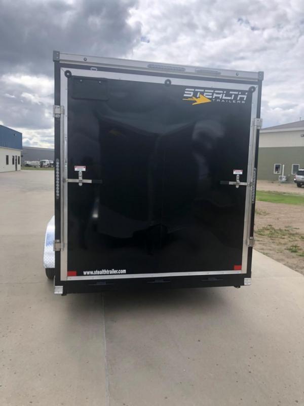 2022 Stealth Trailers STSE716TA (Flat Top Slant Wedge) Enclosed Cargo Trailer