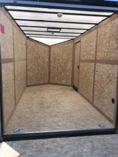 2022 Stealth Trailers STSE712TA (Flat Top Slant Wedge) Enclosed Cargo Trailer