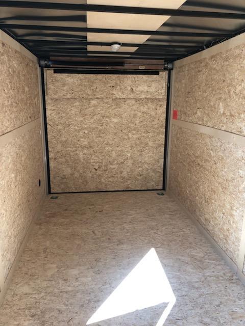 2022 Stealth Trailers 7 X 16 TA Enclosed Cargo Trailer