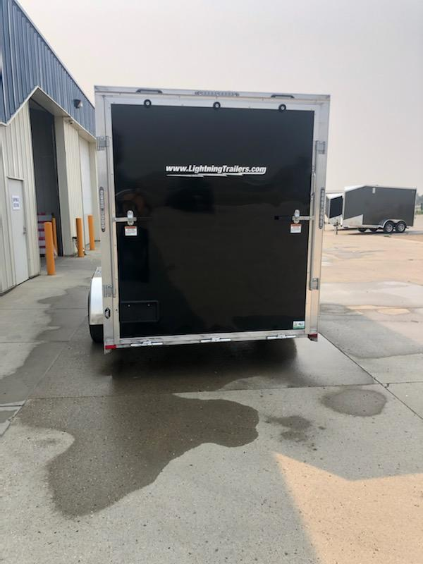 2022 Lightning Trailers LTF Enclosed Cargo Trailer