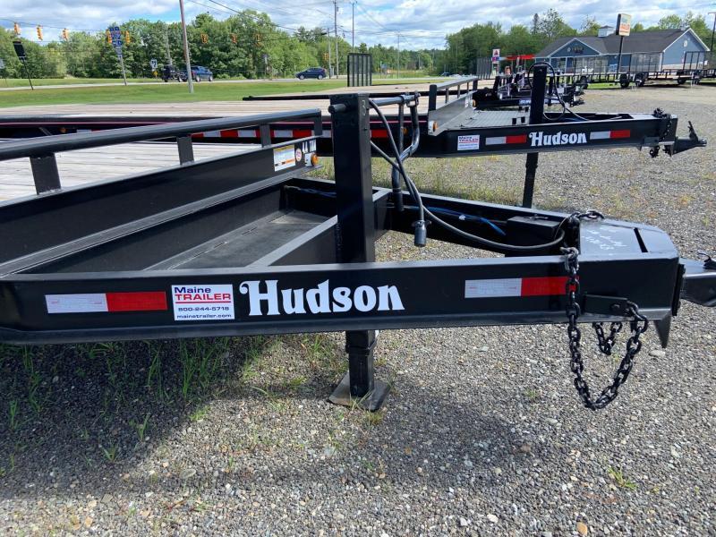 2021 Hudson Brothers HTMBK - 4.4 Ton Capacity (21') Equipment Trailer