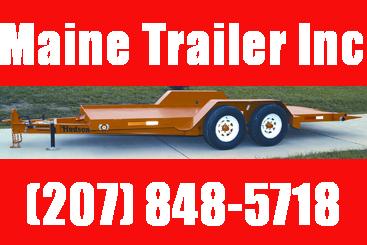 2021 Hudson Brothers HD14 - 5 Ton Capacity 20' Tilt Trailer