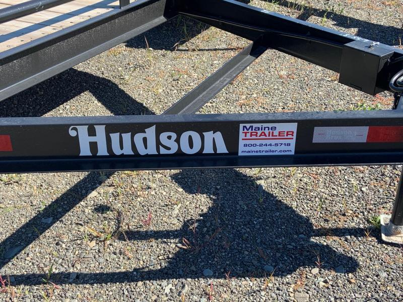 2021 Hudson Brothers HSE Deluxe - 4 Ton Capacity (20') Equipment Trailer
