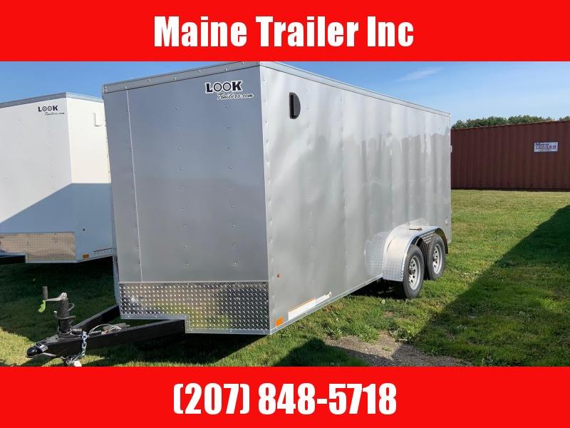 2021 Look Trailers LSCAB7.0X16TE2FF Enclosed Cargo Trailer