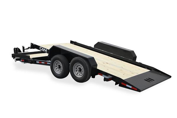 2021 Cam Superline P6CAM154STT (6 Ton Tilt Trailer Split Deck 8.5 x 15+4) Equipment Trailer