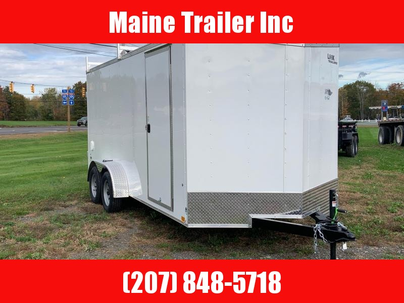 2022 Look Trailers STLC7X16TE2DLX Enclosed Cargo Trailer