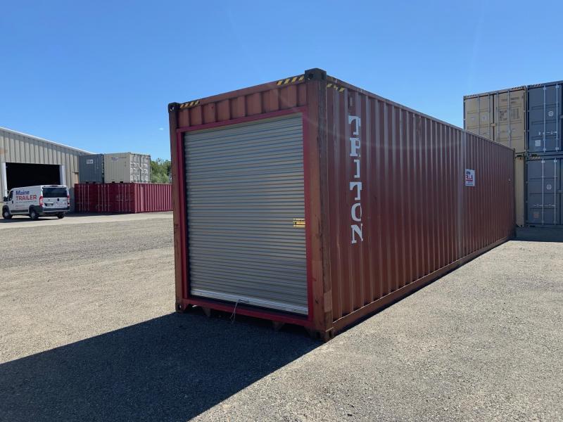2010 40' HC Custom Container C864631.1