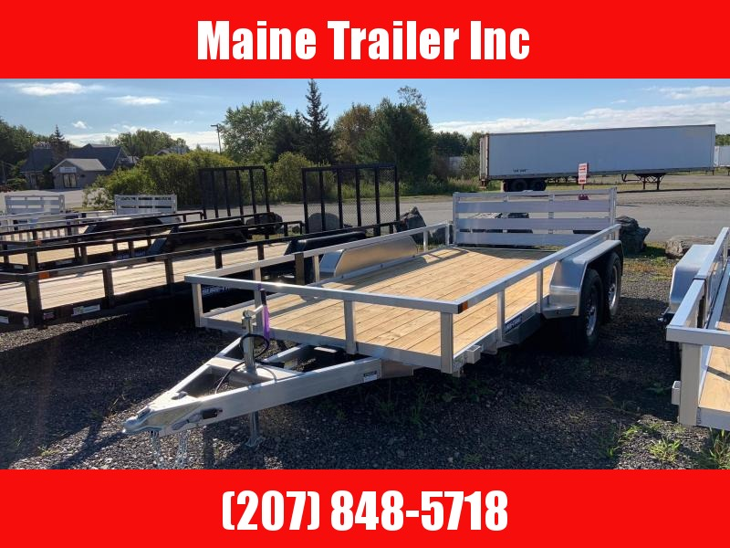 2020 Sure-Trac ST8214TAT-A-070 Utility Trailer