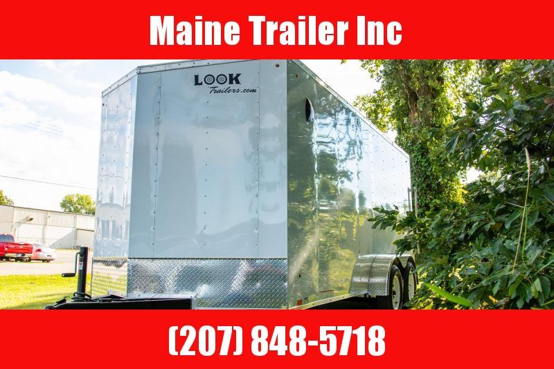 2022 Look Trailers STLC7X12SE2DLX Enclosed Cargo Trailer