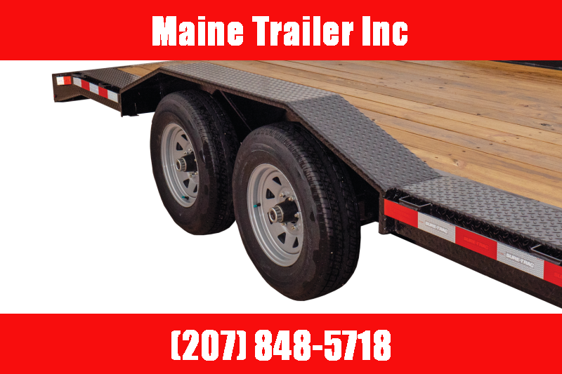 2021 Sure-Trac ST10222FWET-B-140 Equipment Trailer