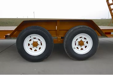 2021 Hudson Brothers HSL16 - 6 Ton Capacity (20') Equipment Trailer