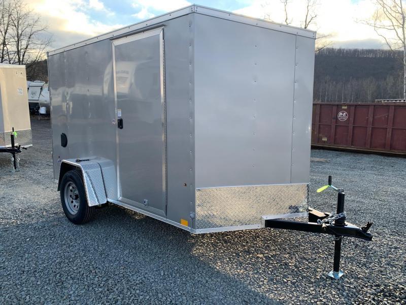2022 Look Trailers STLC6X10SI2DLX Enclosed Cargo Trailer