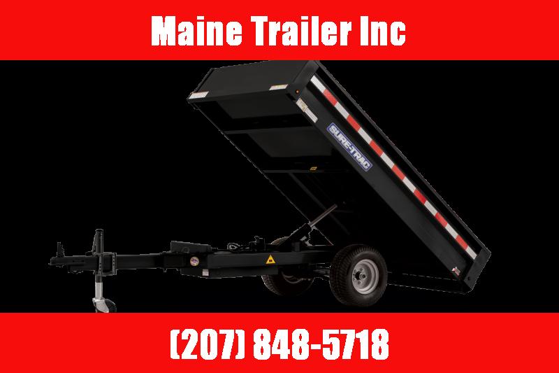 2021 Sure-Trac ST5408D-B Dump Trailer