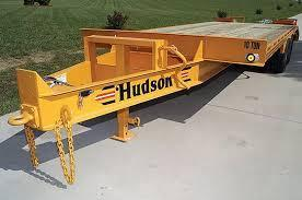 2021 Hudson Brothers HTD18D - 10 Ton Capacity (25') Deck Over Equipment Trailer