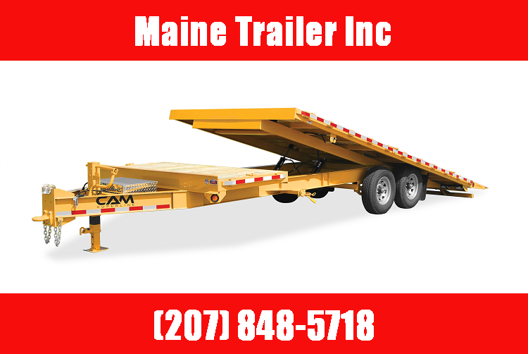 2021 Cam Superline PP7CAM824DOSTT (7 Ton Deckover Split Tilt Trailer 8.5 x 20+4) Equipment Trailer