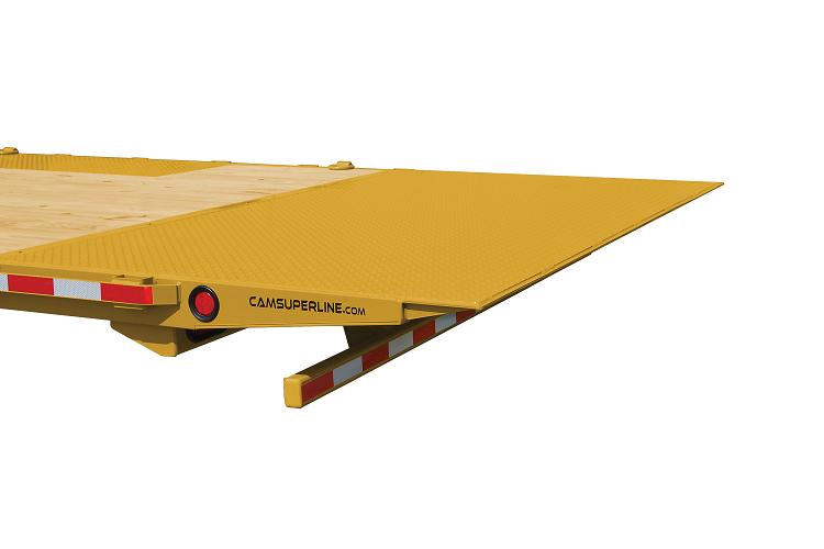 2021 Cam Superline PP7CAM824DOSTT (7 Ton Deckover Split Tilt Trailer 8.5 x 20+4) Equipment Trailer