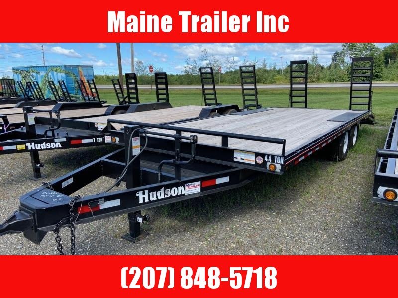 2021 Hudson Brothers HTMBK - 4.4 Ton Capacity (21') Deck Over Equipment Trailer