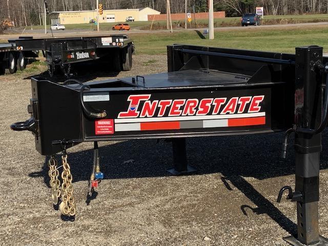 2021 Interstate 50DLA/102 Equipment Trailer