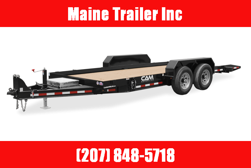 2021 Cam Superline P5CAM18FTT (5 Ton Tilt Trailer Full Deck 8.5 x 18) Equipment Trailer