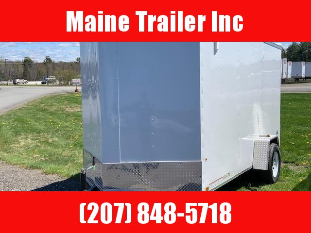 2022 Look Trailers LSCAB6.0X12SI2FF Enclosed Cargo Trailer