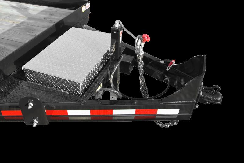 2021 Cam Superline P6CAM18FTT (6 Ton Tilt Trailer Full Deck 8.5 x 18) Equipment Trailer