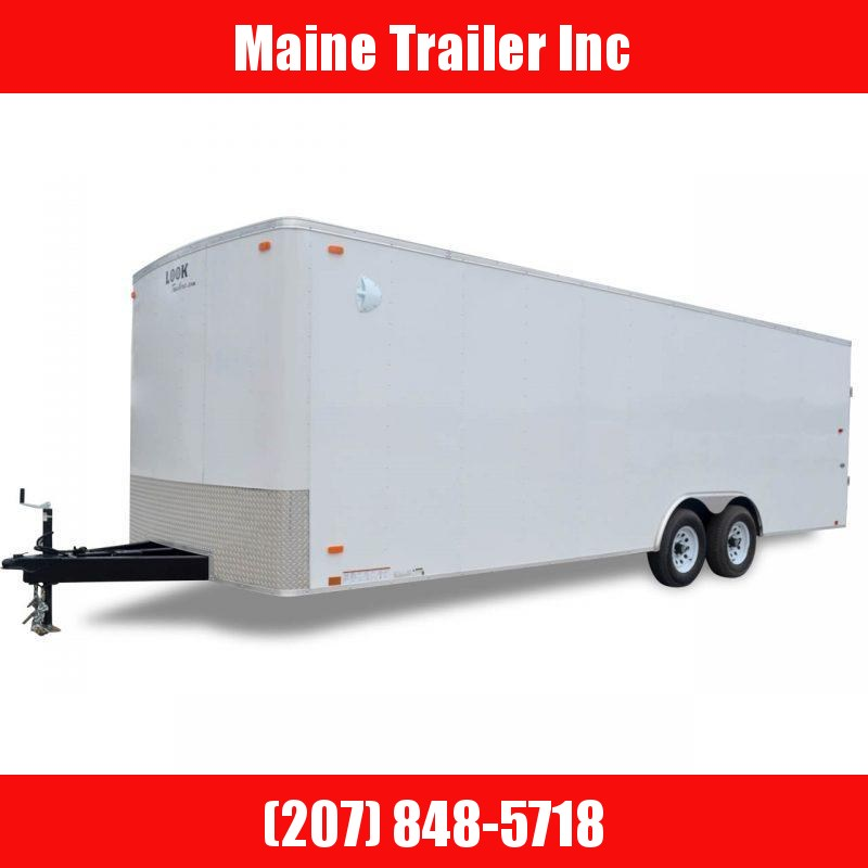 2021 Look Trailers LSAAB8.5X20TE2FF Enclosed Cargo Trailer