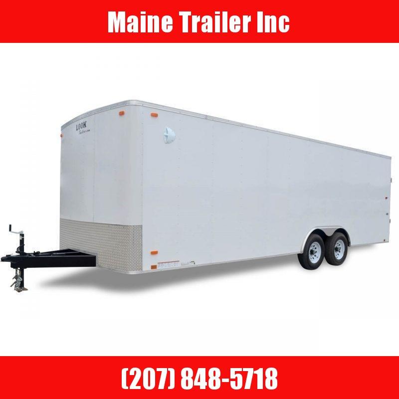 2021 Look Trailers LSAAB8.5X20TE2FF Enclosed Cargo Trailer