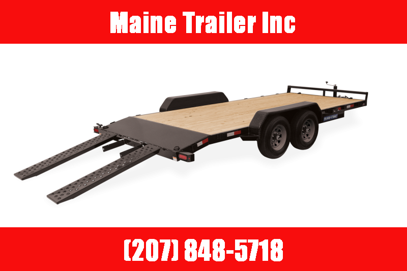 2021 Sure-Trac ST8216CHW-B-070 Car / Racing Trailer