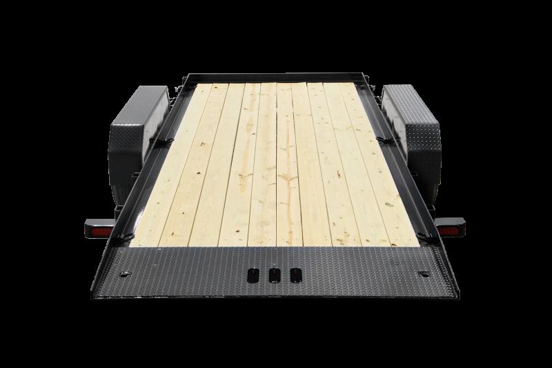 2021 Cam Superline P5CAM18FTT (5 Ton Tilt Trailer Full Deck 8.5 x 18) Equipment Trailer