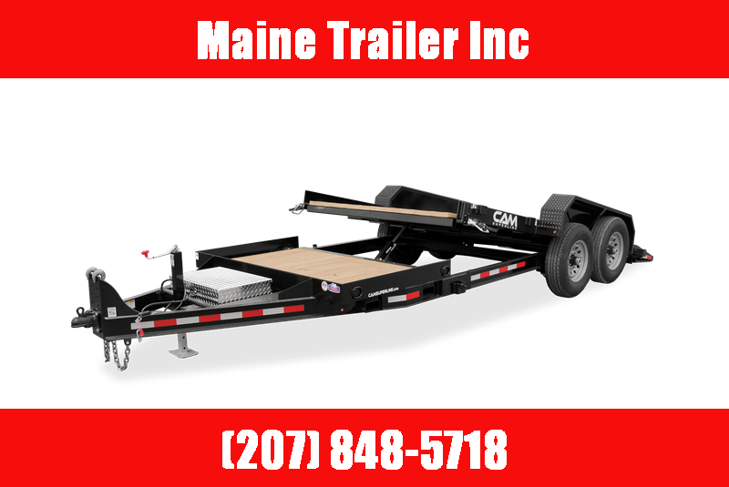 2021 Cam Superline P7CAM174STT Split Tilt Trailer
