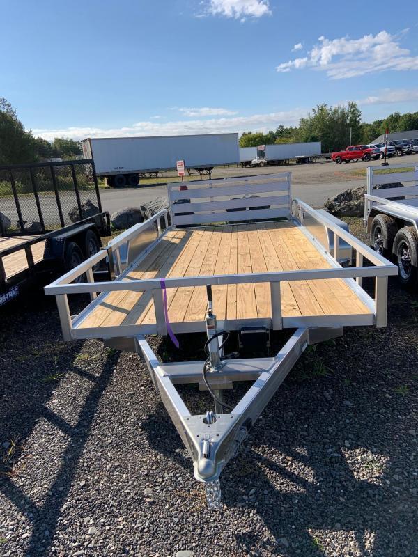 2020 Sure-Trac ST8214TAT-A-070 Utility Trailer