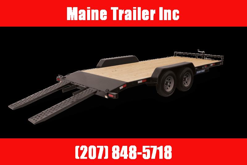 2021 Sure-Trac ST8218CHW-B-100 Car / Racing Trailer