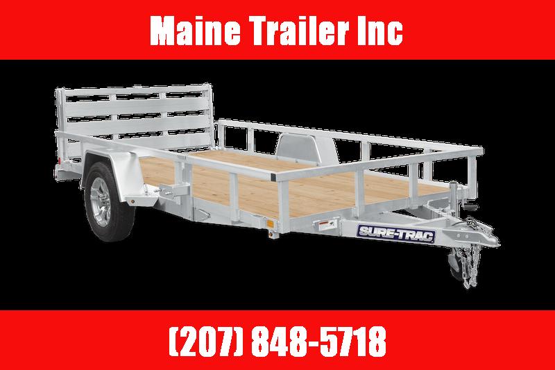 2021 Sure-Trac 7X14 3K Idler ST8214TA-A-030 Utility Trailer