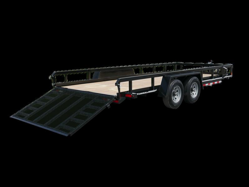 2021 Cam Superline P8218TAT-B-100 Utility Trailer