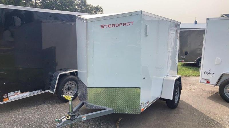2020 Steadfast Trailers sf5x8s12 Enclosed Cargo Trailer