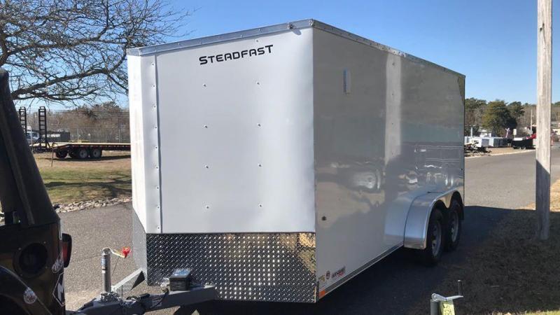 2020 Steadfast Trailers sf7x16te2 Enclosed Cargo Trailer