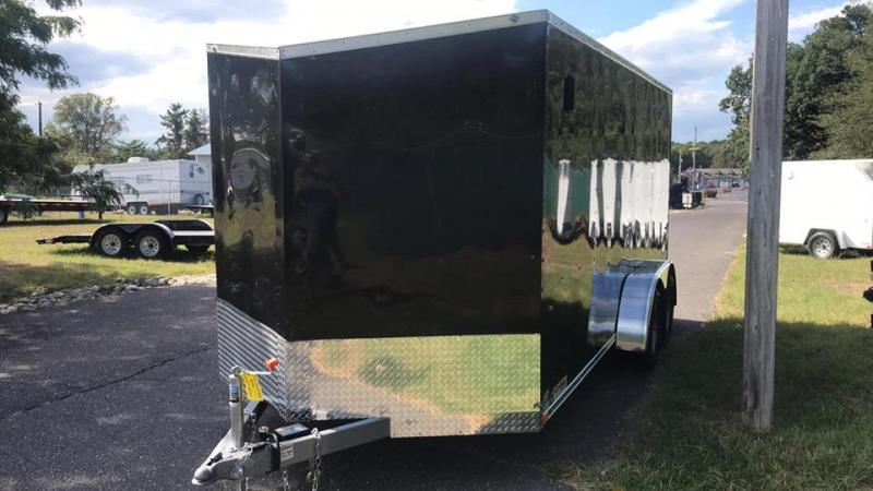 2020 Steadfast Trailers sf7x16te2 Enclosed Cargo Trailer
