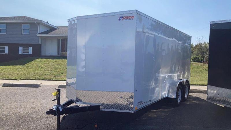 2021 Pace American Outback Cargo Dlx Cargo / Enclosed Trailer